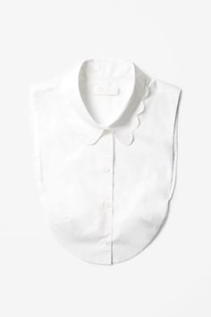 Mock shirt by COS - scalloped dickie