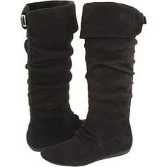 also love these, have in three colors. I love slouch boots in the winter