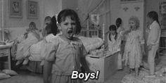 boys...