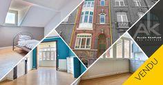 VENDU - Immeuble de rapport dans le quartier du Laveu. Vous vendez ce type de propriété ou vous êtes à sa recherche ?  Appelez notre agence au 04/277.17.07 ou rendez-vous sur notre site internet http://www.allenkeapler.be