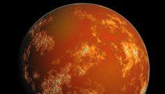 NASA, Mars yüzeyinin altında büyük bir gölü doldurabilecek kadar su bulunduğunu açıkladı.