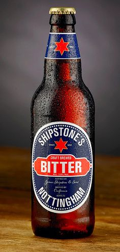 Shipstone's Craft Brewed Bitter