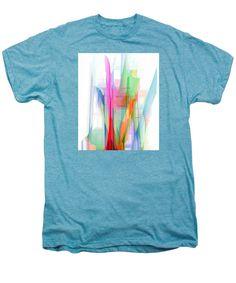 Men's Premium T-Shirt - Abstract 9501-001