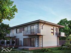 casa duplex 308 Plan General, Mansions, House Styles, Design, Home Decor, Duplex House, House, Ideas, Mansion Houses