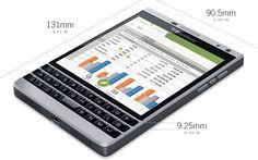 BlackBerry Passport specifications