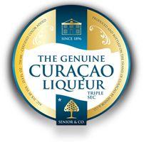 The Genuine Curaçao Liqueur