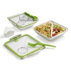 "Black + Blum ""Box Appetit"" Lunch Box-- wonderful shape!"