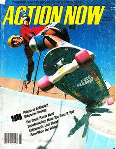 Neil blender - Action Now - February 1982