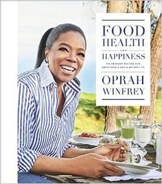Oprah's new cookbook is in! Get your place in line for a copy today