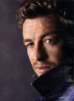 The Mentalist!! Simon Baker