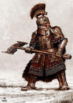 ArtStation - The Hobbit: The Battle of Five Armies - Hero Dwarves, WETA WORKSHOP DESIGN STUDIO