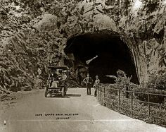 Grand Arch, West Side, Jenolan   by Blue Mountains Local Studies