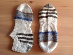 #FreePattern Perfect Fit Scrap Socks pattern by ArtDesign1