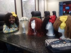 #WeSeeYou: Third Grader Makes Wigs For Little Girls With Cancer