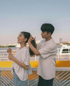 Korean Couple Photoshoot, Pre Wedding Photoshoot, Relationship Goals Pictures, Cute Relationships, Cute Couples Goals, Couple Goals, Korean Best Friends, Korean Wedding, Couple Aesthetic