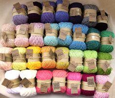 High Quality 12 PCS/LOT 50g/piece 100% Cotton Crochet /Knitting Yarn Lace Yarn Natural Soft Cotton Baby Yarn for crocheting