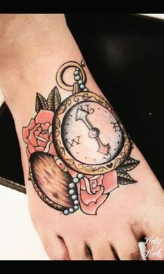 Compass tattoo posted by sabinemanders to fyeahtattoos.com