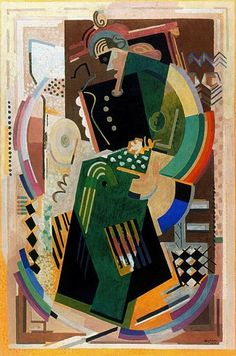 """Albert Gleizes - Composition 1937 - 1938"""