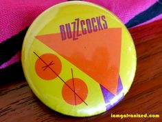 Buzzcocks Badge - From the Zed Records collection | Flickr - Photo Sharing!