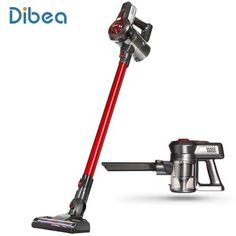Just US$121.99 + , buy Dibea 2-in-1 Wireless Vacuum Cleaner online shopping at GearBest.com.