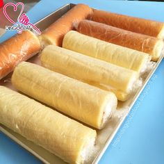 Swiss Roll Cakes, Swiss Cake, Cake Receipe, Cake Roll Recipes, Vanilla Swiss Roll Recipe, Japanese Roll Cake, Chocolate Swiss Roll, Asian Cake, Dessert Buffet