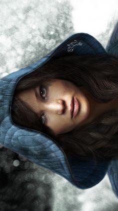 Katniss Everdeen Mocking Jay part 2