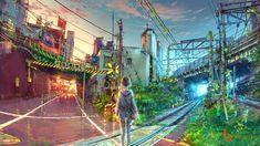[Artwork] Phía cuối đường ray