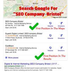 Ranking Local Business #seo #seobristol #semrush