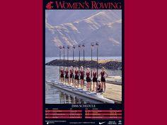 Washington State University Rowing - Cougars
