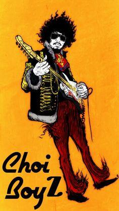 CHOI Jimmi Hendrix ver