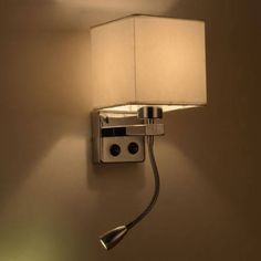 LED Adjustable Wall Lamp - Google Search