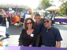 Michael with Florence Minor and Wendell Minor at the Chappaqua Children's Book Festival 2013.It was the best talking with you about dolphins, beluga whales and penguins.Hope to see you on 9/27/2014