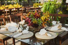 casamento em Trancoso - decoração tropical