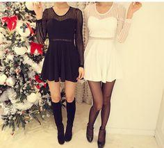 Fashion sweet lace dress