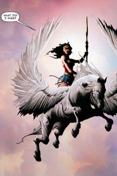 Wonder Woman by Jae Lee