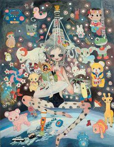 Aya Takano | Tumblr