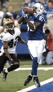 Reggie Wayne continues The Streak for the 'Canes