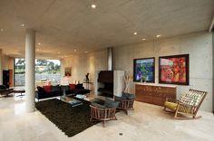 Casa White O.  Toyo Ito & Associates, Architects.  Marbella, Chile  2009  Fotografía: Nicolas Saieh