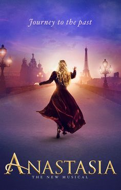 Heart, don't fail us now — the Broadway production of Anastasia just debuted new artwork for the upcoming musical. Based on the 1997 animated film...