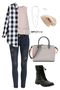 """""""Untitled 574"""" by leo-s-fire ❤ liked on Polyvore featuring The 2nd Skin Co., maurices, Lucky Brand, River Island and Sole Society"""