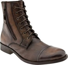 Hit Men Boot, Drk. Brown, Kenneth Cole