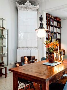 Portes ouvertes : loft à Stockholm – Buk & Nola