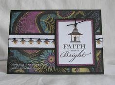 Faith Shines Bright with Illuminate - www.stampinheaven.ctmh.com