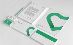 Branding for A. Sudół - Janczak dentist by STRIKT , via Behance