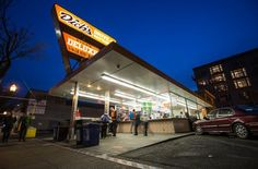 Pull up to Dick's Drive-In. | 28 Unexpectedly Awesome Things To Do In Seattle
