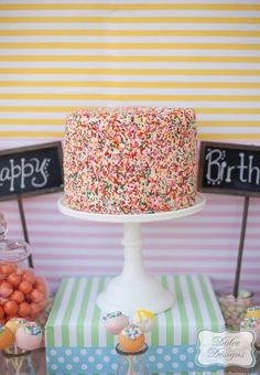 My Favorite Grown Up Birthday Cakes (Because Today's My Birthday)! | Catch My Party