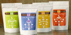Cooqi is a fresh face in the gluten-free, market introduced in the summer of 2011.