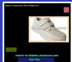 Zapatos Especiales Para Diabeticos 171526 - Aprenda como vencer la diabetes y recuperar su salud.