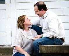 Me and my wonderful husband