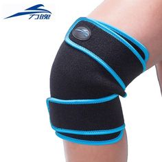 96b40da23b Tourmaline Self-heating Magnetic Therapy Knee Pads Kneepad Knee Support  Brace Protector Sleeve Patella Guard Posture Corrector